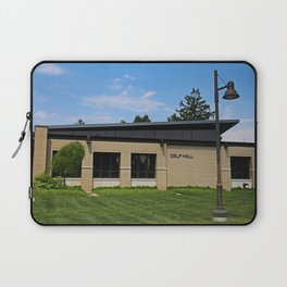 Lourdes University- Delp Hall Laptop Sleeve