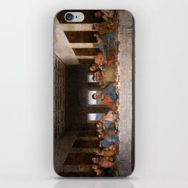 The Conner Supper iPhone Skin