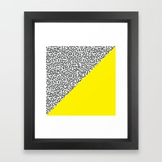 Pop Art Pattern 2 Framed Art Print
