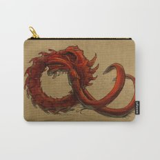Bio-Elephant Skull Carry-All Pouch