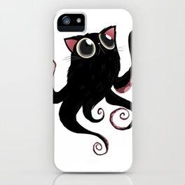 Kittypus iPhone Case