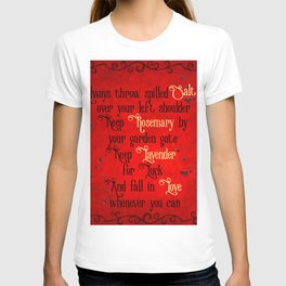 Practical Magic Spell T-shirt