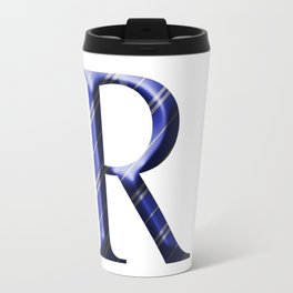 R for Ravenclaw Travel Mug