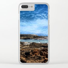 Am Meer Clear iPhone Case