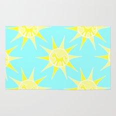 Unicorn Sun Rug