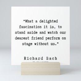 97  | Richard Bach Quotes | 190916 Mini Art Print