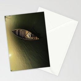 Toward the Golden Sun Stationery Cards