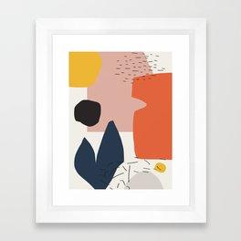 Shapes #474 Framed Art Print