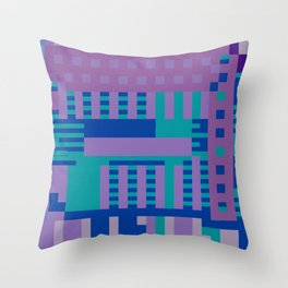 tcanvasmosh18x2a Throw Pillow