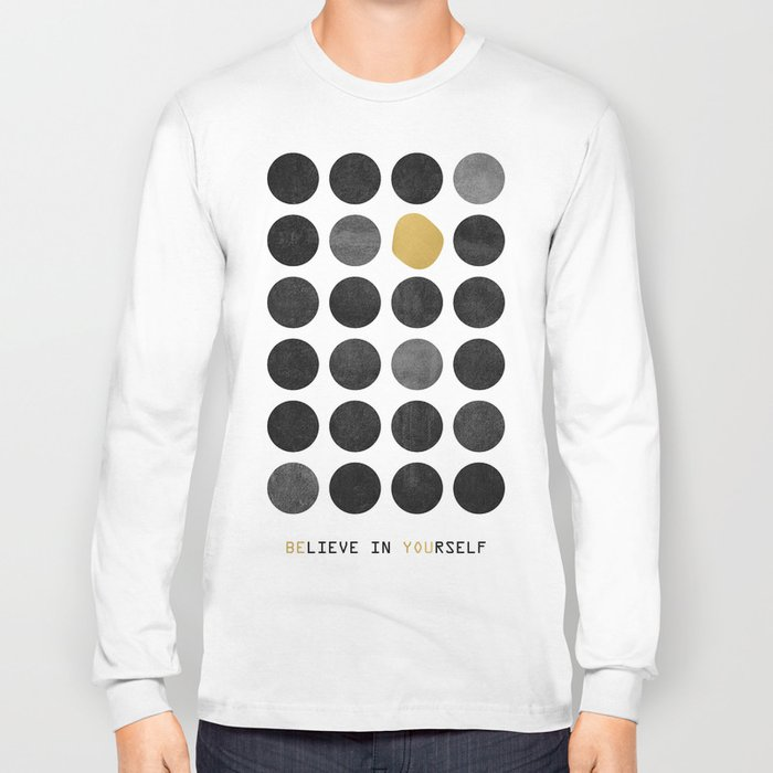 Be You / Gold Version Long Sleeve T-shirt