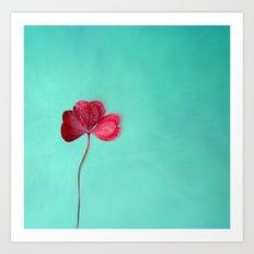clover II Art Print