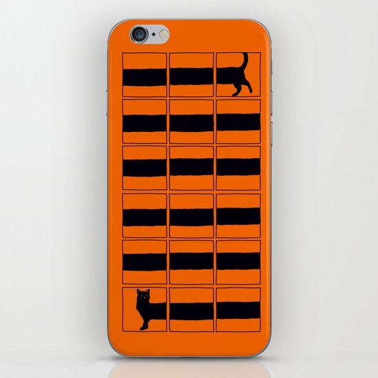 The Longcat is long iPhone & iPod Skin