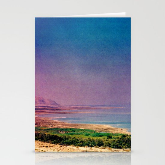 Dreamy Dead Sea I Stationery Cards