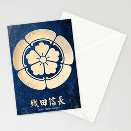 Oda Nobunaga kamon Stationery Cards
