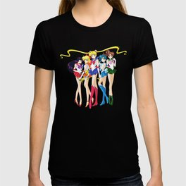 Sailor Moon 25th T-shirt