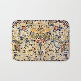 """William Morris """"Acanthus and vine"""" 1. Bath Mat"""