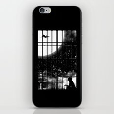 All Alone iPhone & iPod Skin