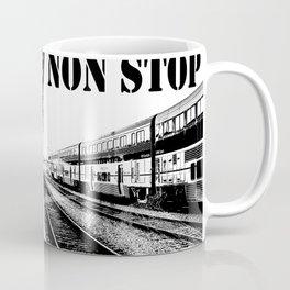 Non Stop Coffee Mug