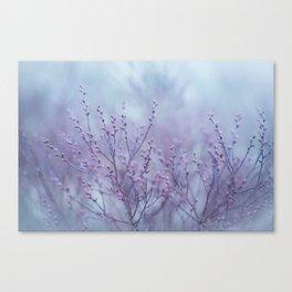 Pale Spring Canvas Print