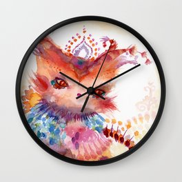 Vespertine Wall Clock