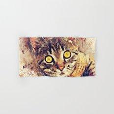 Cat Tigger Hand & Bath Towel