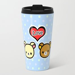 Bear Love Travel Mug