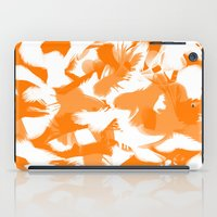 egg iPad Cases featuring Egg by Cart My Art