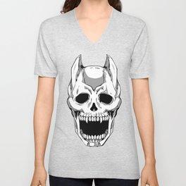 Killer Queen Skull (JoJo's Bizarre Adventure) Unisex V-Neck