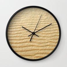 NATURAL SAND ART Wall Clock