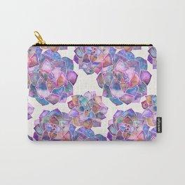 Rosette Succulents – Galaxy Palette Carry-All Pouch