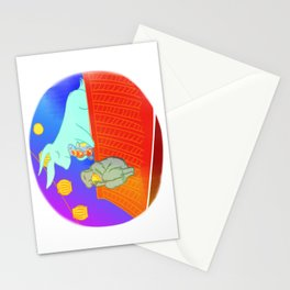 Lunar New Year in February Stationery Cards