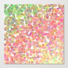 Confetti Colors Canvas Print