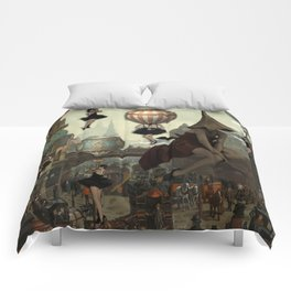 Love Is In The Air-Flappers Invasion Comforters