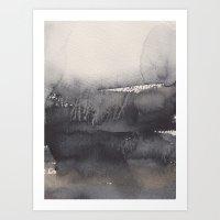 November morning 1 Art Print