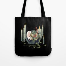 The Witch's Brew Tote Bag