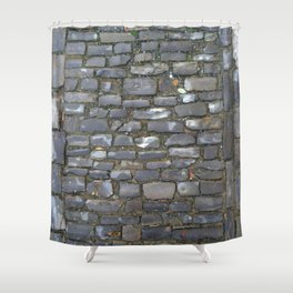 Cobblestone Shower Curtain