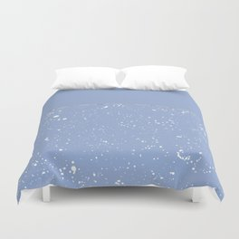 XVI - Blue 1 Duvet Cover