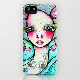Crafterella iPhone Case
