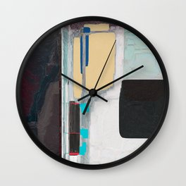 Compressive Spilit Wall Clock