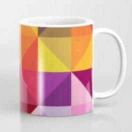 Modern geometric art XVI Coffee Mug
