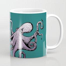 Mr. Octopus Coffee Mug