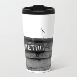 Paris Metro Travel Mug
