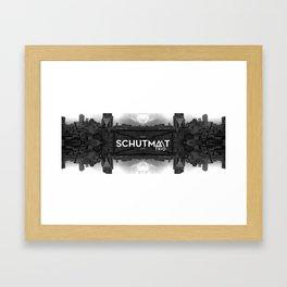 Schutmat Trio Logo Framed Art Print