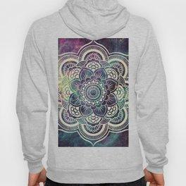Galaxy Mandala : Deep Pastels Hoody
