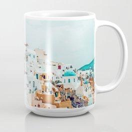 Travelers    #photography #greece Coffee Mug