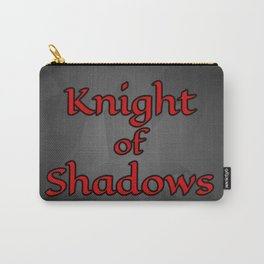 Knight of Shadows Carry-All Pouch