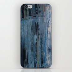 ABSTRACT BLUE iPhone & iPod Skin