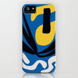 Matissian Couple iPhone Case