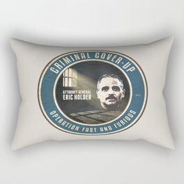 Fast And Furious Cover Up Rectangular Pillow