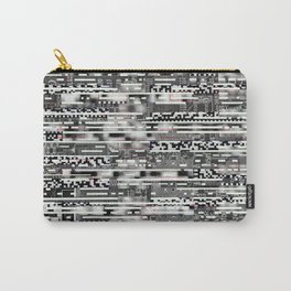 Removing Filters (P/D3 Glitch Collage Studies) Carry-All Pouch